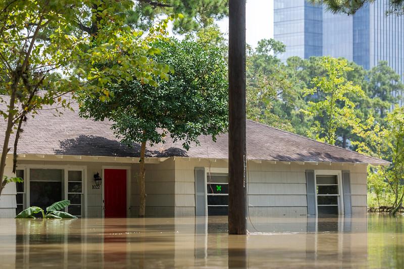 Energy Corridor Flooding in Harvey
