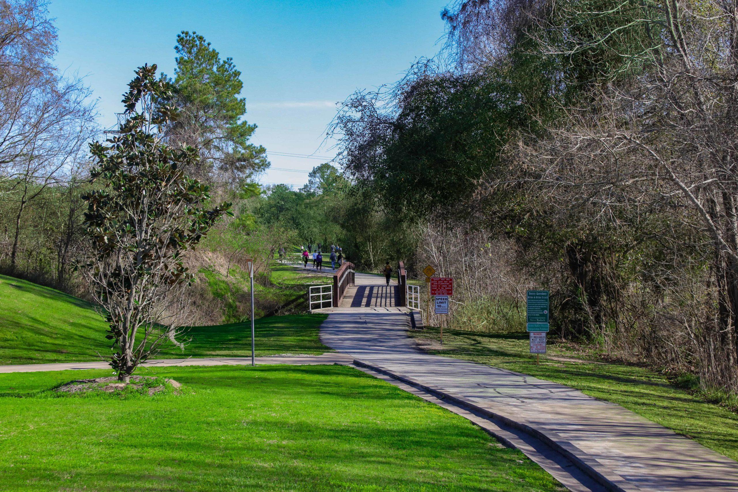 Terry Hershey Park - Energy Corridor Park